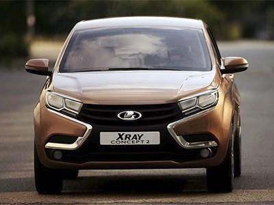 Кроссовер Lada XRAY можно будет приобрести по цене от полумиллиона рублей