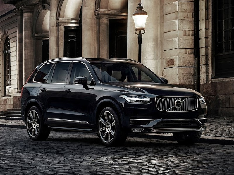 Volvo XC90 2015 без компромиссов