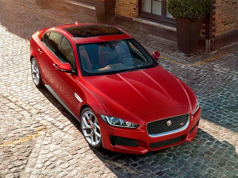 Новый Jaguar XE - Jaguar XE 2015 Алюминиевый воин