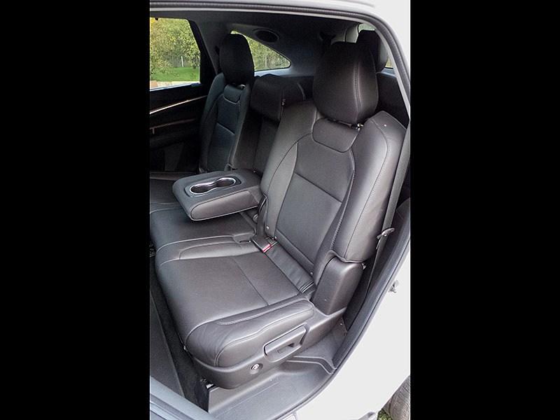Acura MDX 2014 задний диван