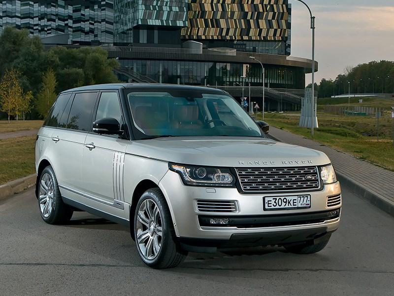 Range Rover LWB 2014 Большой босс
