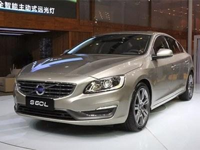 Удлиненная версия седана Volvo S60 появится на американском рынке