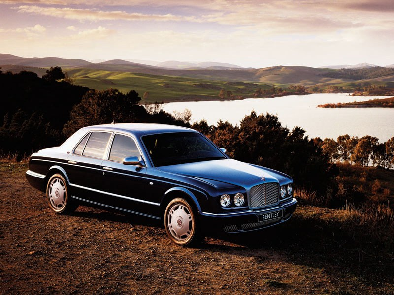 Bentley ArnageT