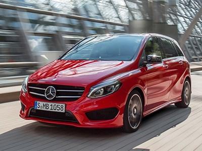 Опубликован рублевый прайс-лист на новый Mercedes-Benz B-Class
