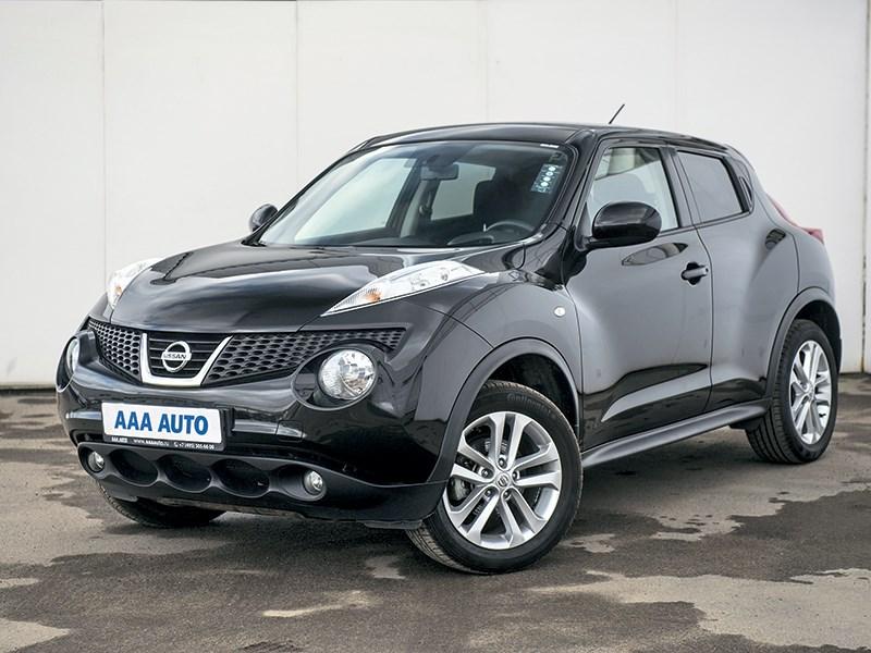 Nissan Juke - nissan juke 2012 врожденная оригинальность