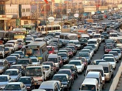 Россия заняла пятое место в мире по величине автопарка