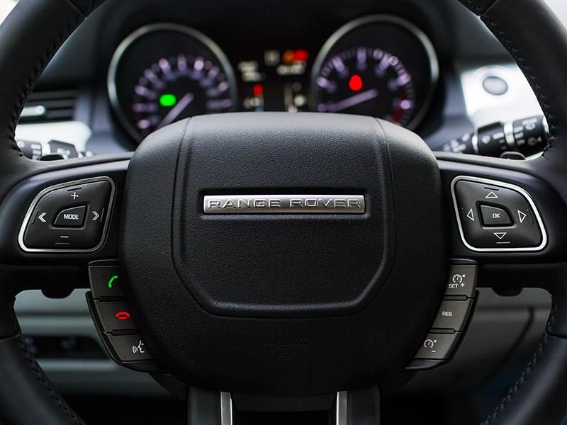 Land Rover Range Rover Evoque 5-door 2013 руль