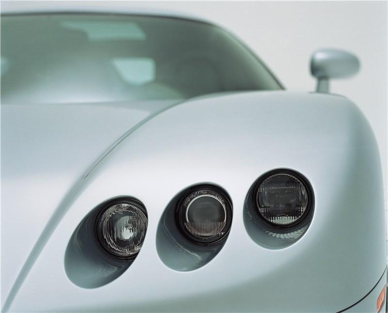Koenigsegg CC 1998 фары головного света