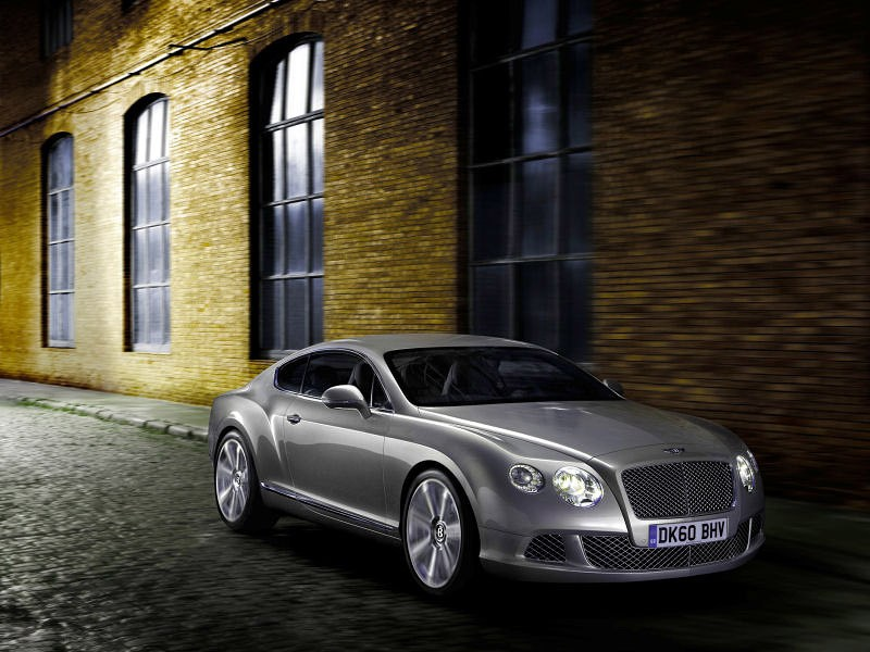 bentley continental gt speed 2007г.в. 610 л.с. характеристики
