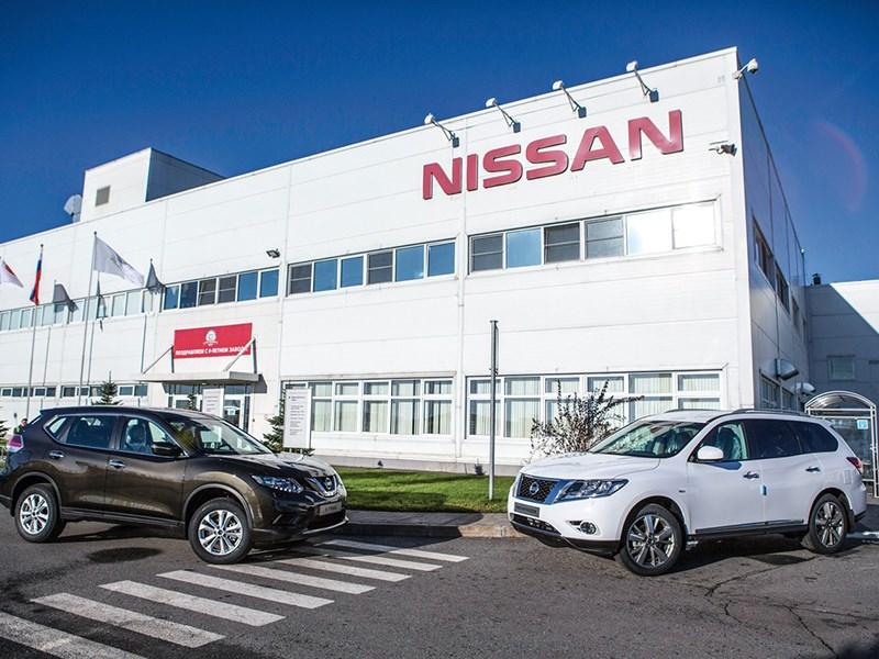 На заводах Nissan пройдут массовые увольнения