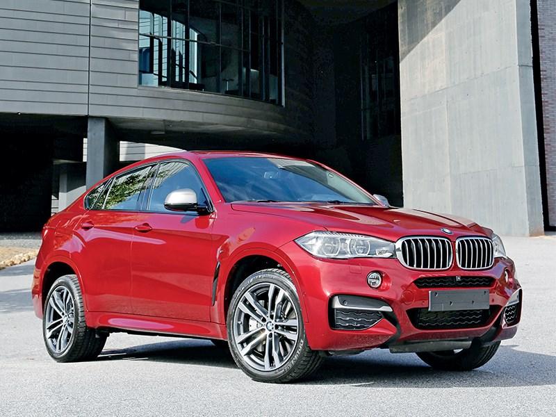BMW X6 - bmw x6 2015 взялся за гуж...