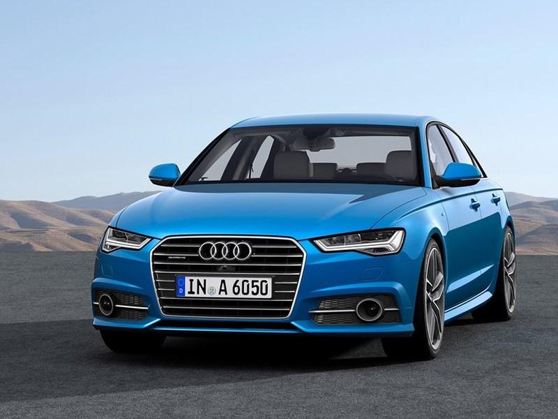 Новый Audi A6 - Audi A6 2015 Пополнение арсенала