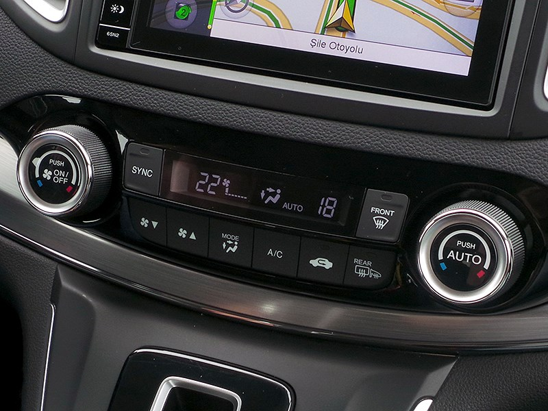 Honda CR-V 2015 климат-контроль