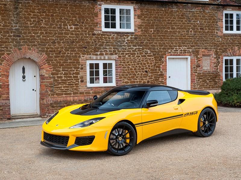 Сборку автомобилей Lotus могут наладить в Китае