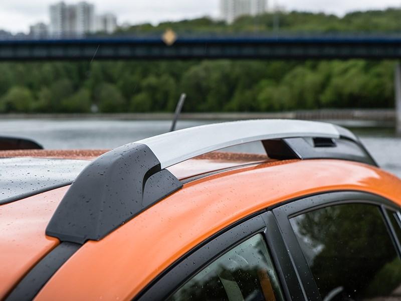 Subaru XV 2012 крепеж для багажника