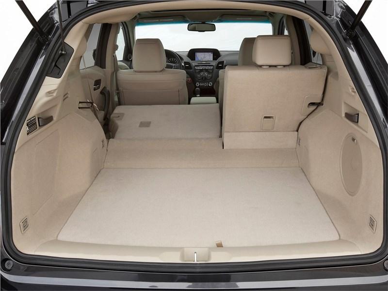 Acura RDX 2013 багажное отделение