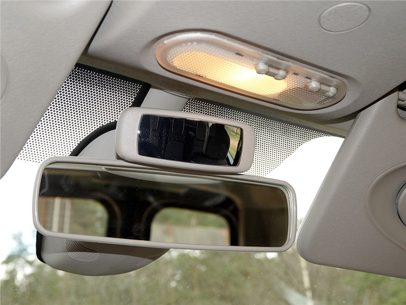 Renault Kangoo 2014 салонные зеркала