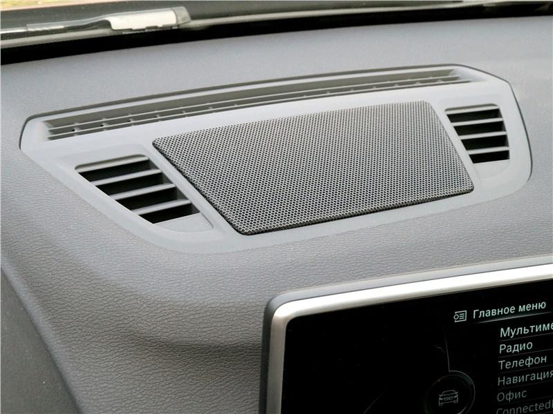 BMW X1 2016 центральный динамик аудиосистемы harman/kardon