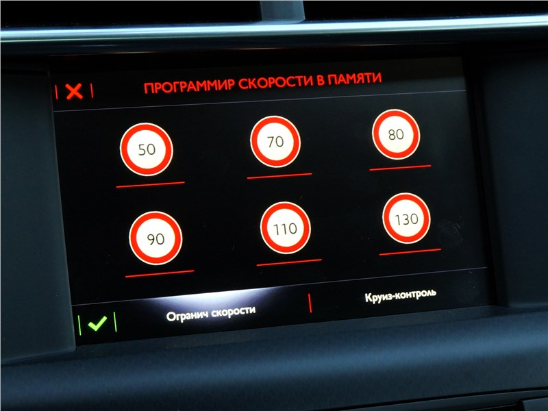 DS4 Crossback 2016 монитор