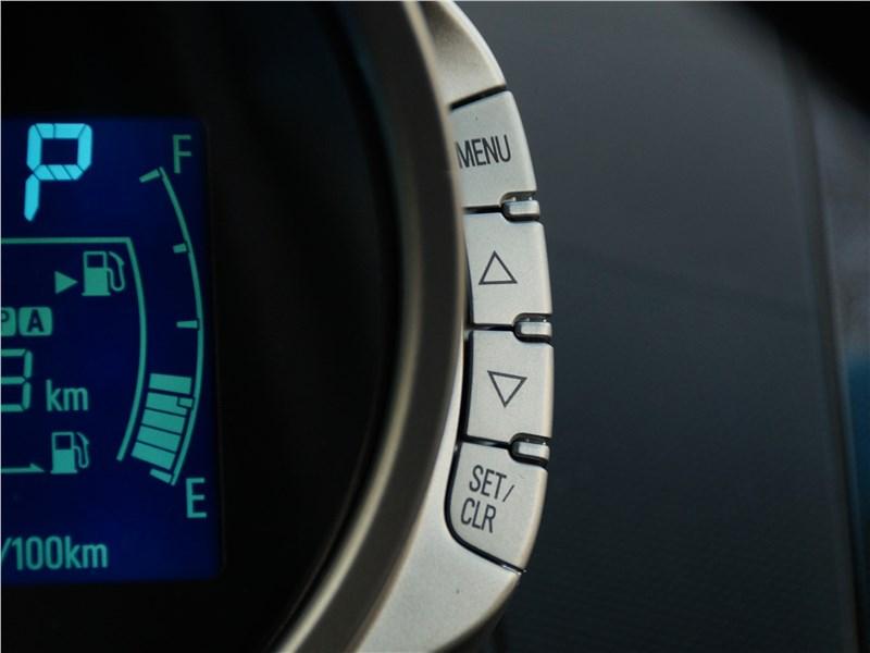Ravon R2 2016 приборная панель