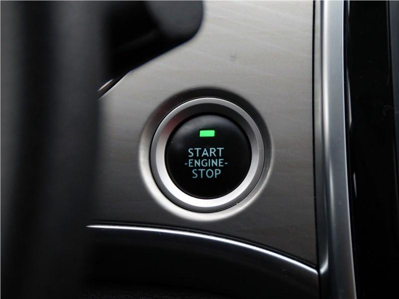 "Haval H2 2014 кнопка ""старт-стоп"""