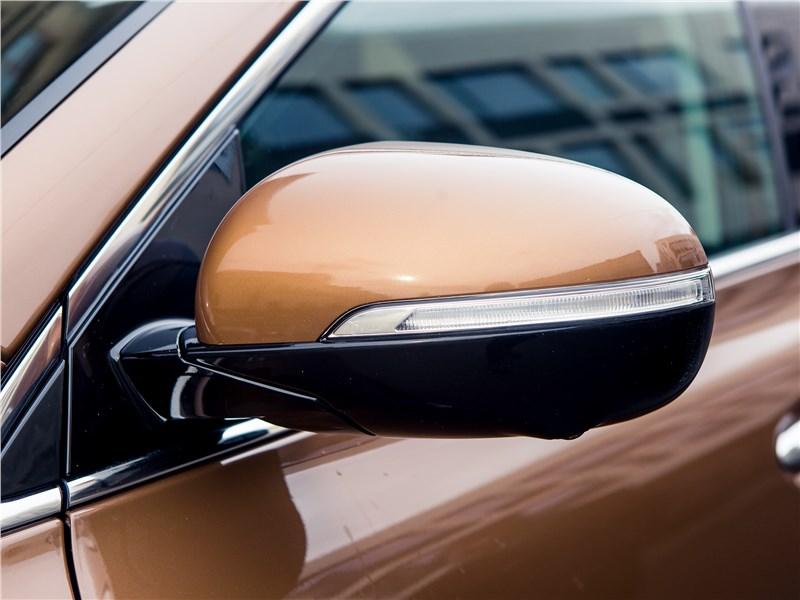 KIA Sorento 2015 боковое зеркало
