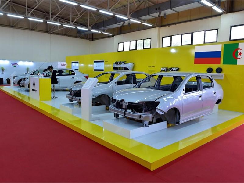 Renault отправила в Алжир 20-тысячный кузов из России
