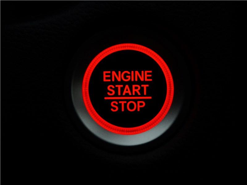 Honda CR-V 2017 кнопка Start/stop engine