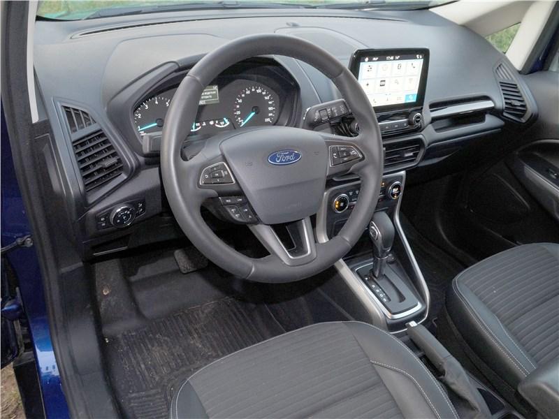 Ford EcoSport 2018 салон