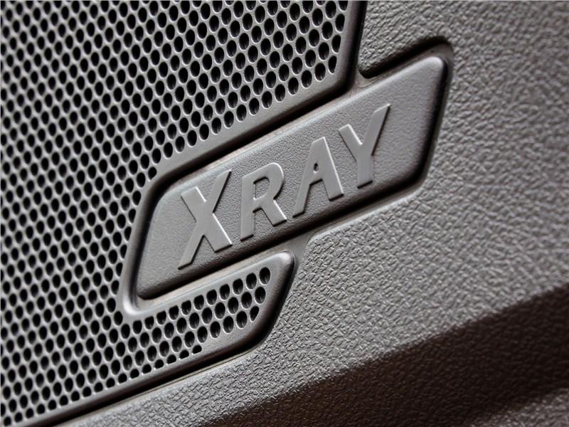 Lada Xray Cross 2019 шильдик