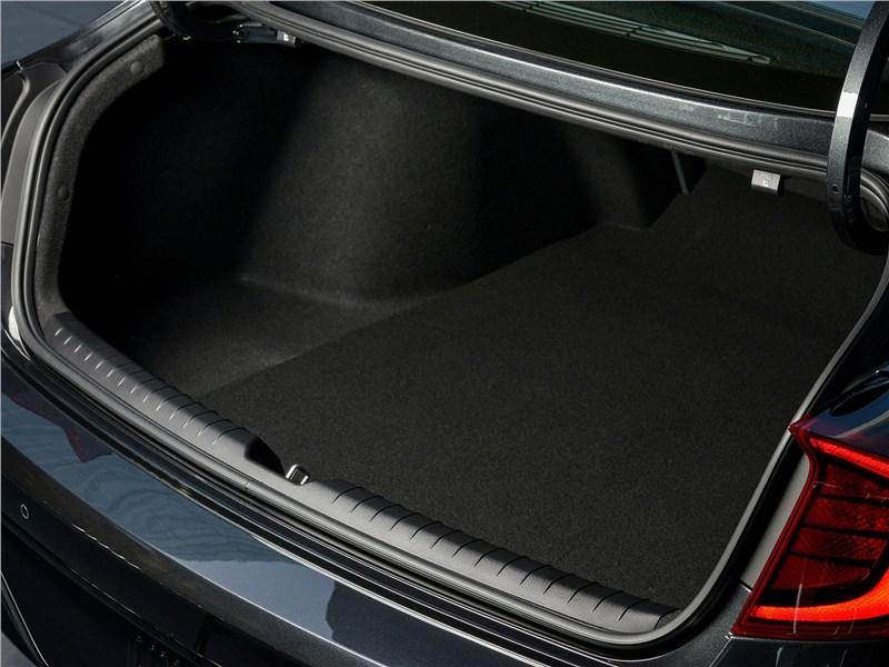 Hyundai Sonata 2020 багажное отделение