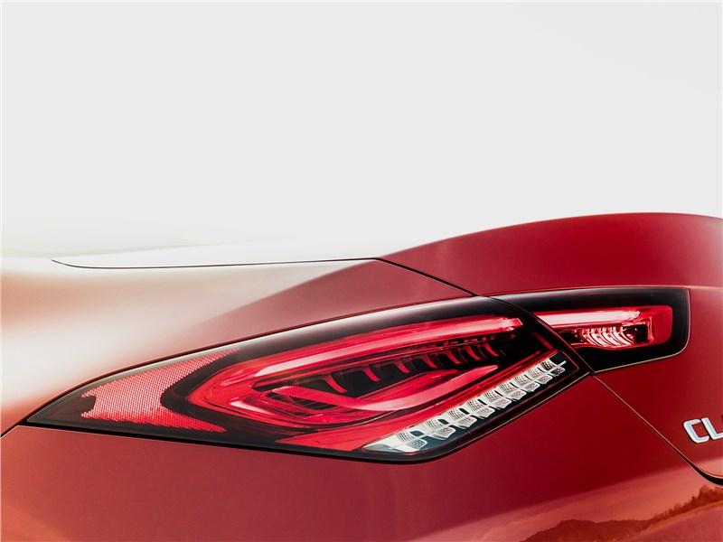 Mercedes-Benz CLA 2020 задний фонарь