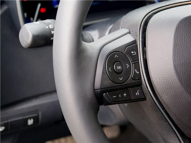 Toyota Corolla 2019 руль