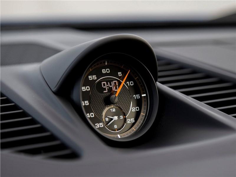 Porsche 911 GT3 2018 часы