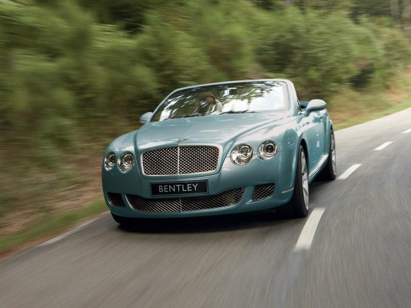 Bentley Continental GTC I