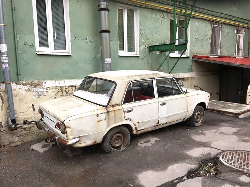 Депутаты предложили запретить эксплуатацию старых машин Фото Авто Коломна