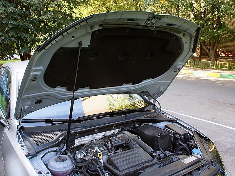 Volkswagen Golf VII 2013 двигатель