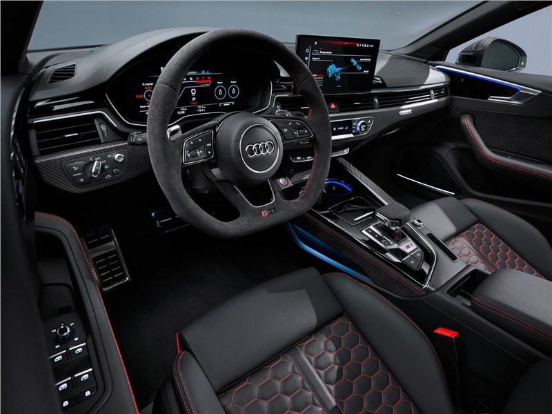 Audi RS5 Sportback 2020 салон