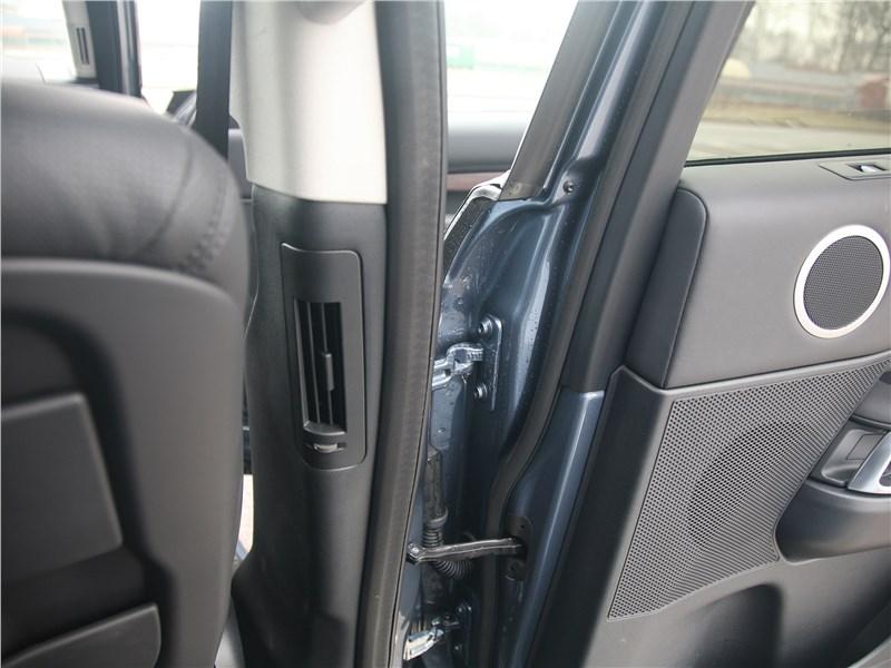 Land Rover Discovery 2017 дверь