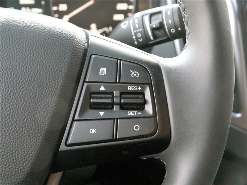 Hyundai Creta 2016 руль
