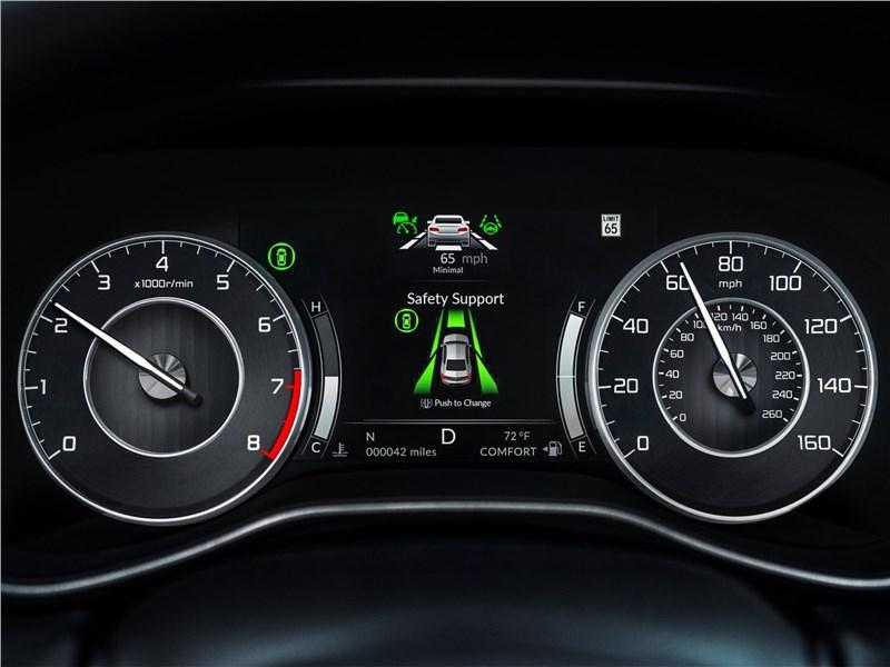 Acura TLX (2021) приборная панель