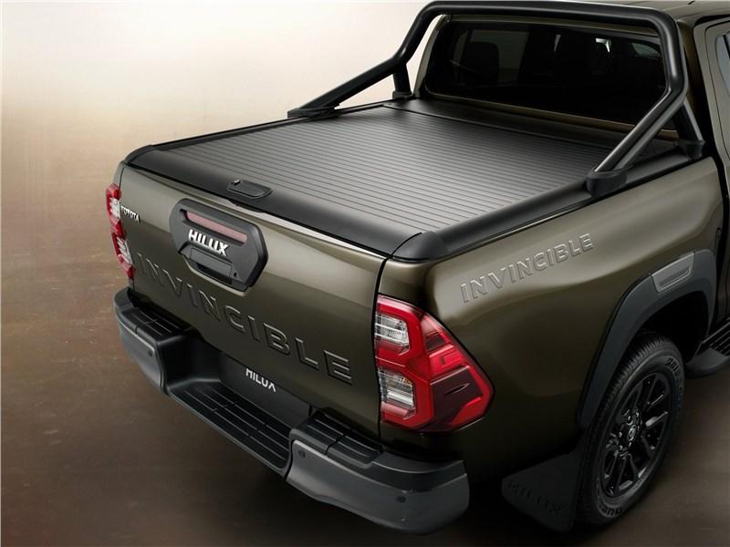 Toyota Hilux (2021) кузов
