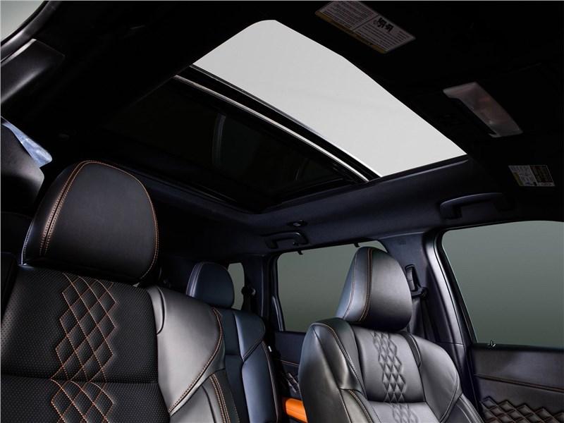 Mitsubishi Outlander (2022) панорамная крыша