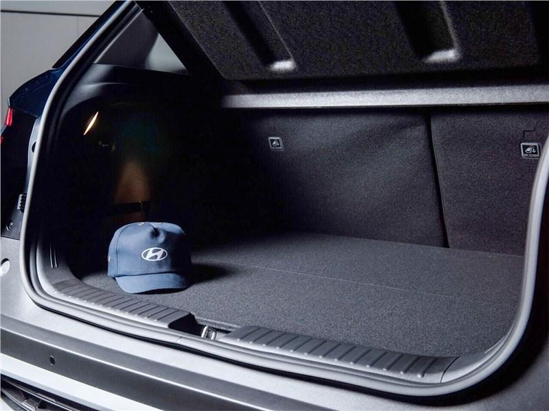 Hyundai Creta (2020) вид спередиHyundai Creta (2020) багажное отделение