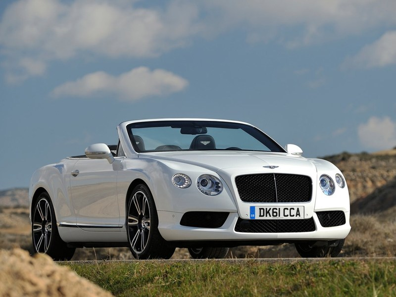 Bentley Continental GTC II
