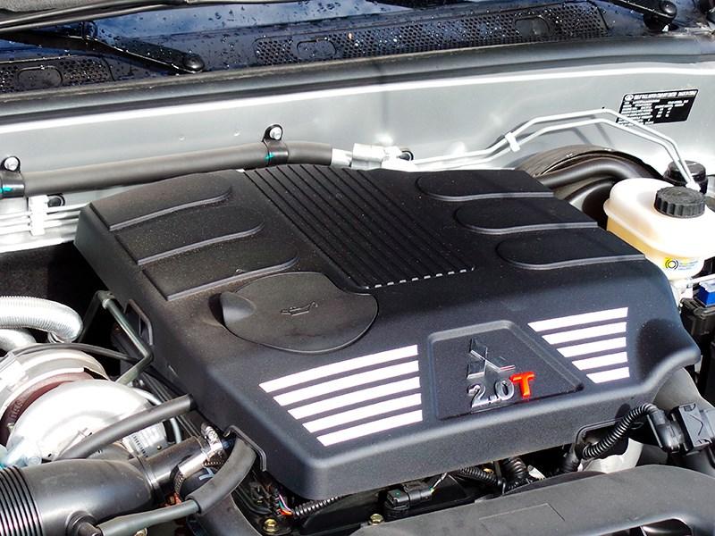Great Wall Hover H3 2014 двигатель
