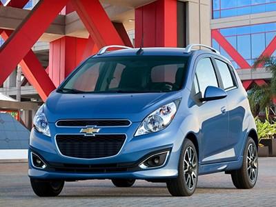Chevrolet Spark будет выпускаться в кузове седан