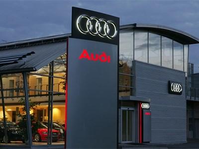 Audi увеличит цены на свои автомобили