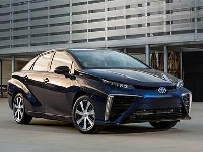 В развитие производства водородных двигателей Toyota вложит 160 миллионов долларов