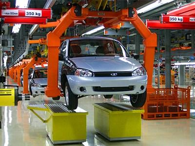 Показатели производства новых машин в РФ продолжают падать